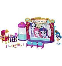 Игровой <b>набор Equestria Girls Мини</b> Кинотеатр, артикул: C0409 ...