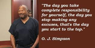O. J. Simpson's quotes, famous and not much - QuotationOf . COM