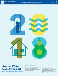Water <b>Quality</b> Report – <b>Long</b> Beach Water Department