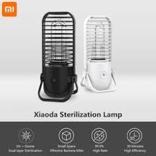 Xiaomi <b>Xiaoda UVC Germicidal</b> Ozone Sterilization Lamp Ultraviolet ...
