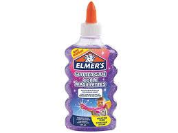 Слайм <b>Elmers Glitter Glue</b> для слаймов с блестками 177ml Light ...