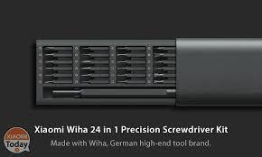 Xiaomi Wiha Precision Screwdriver 24 in 1 at 19 € from Europe