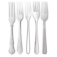 <b>Stainless Steel Dessert</b> Forks Newbridge Silverware