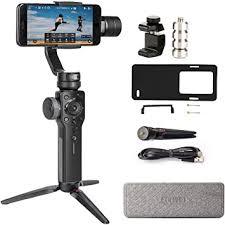 Zhiyun Smooth 4 3-Axis Smartphone Gimbal ... - Amazon.com