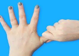 Imagini pentru Degetele controleaza sanatatea ta.