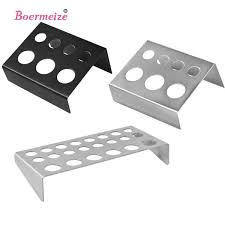 <b>7 Holes Pigment Container</b> Stand Tattoo Accessories Supplies ...
