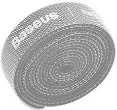 <b>Baseus</b> Rainbow <b>Circle Velcro</b> Straps, 1m, Grey: Amazon.sg ...