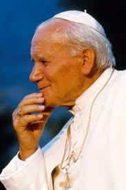 ANTONIO GIL MORENO, sacerdote y periodista | Nos encontramos ya en vísperas de la beatificación del papa Juan Pablo II, que tendrá lugar el 1 de mayo, ... - juan-pablo-II-G