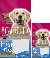 I think for <b>adult dogs</b> of great quality <b>Nero Gold</b> Fish — Pawnature