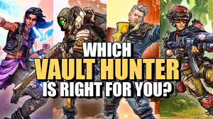 Borderlands 3: The Best Vault Hunter For You - YouTube