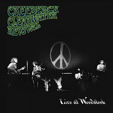 Live At Woodstock by <b>Creedence Clearwater Revival</b> on Spotify