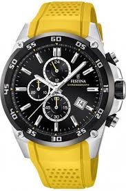 <b>Мужские часы Festina F20330</b>/3 (Испания, кварцевый механизм ...
