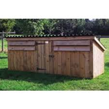 Domestic Fowl Trust   Waterfowl Housing   Duck House   Goose House    Double Duck  amp  Goose House