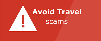 Image result for travel scams