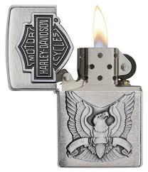 <b>Зажигалка Harley</b>-<b>Davidson</b>® <b>ZIPPO</b> 200HD.H284