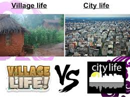 village vs city life essay   essay for you  village vs city life essay   image