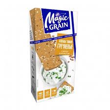 Купить Хлебцы <b>Magic Grain</b> Тонкие Гречневые с Кунжутом и ...