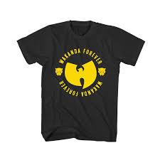 WAKANDA <b>FOREVER</b> T SHIRT– <b>Wu Tang Clan</b>