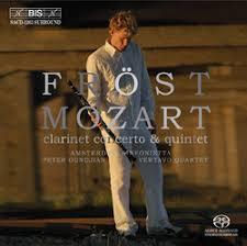 Mozart - Clarinet Concerto & Quintet - BIS Records