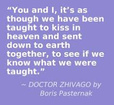 "Love quote from Doctor Zhivago - from 12 Ways to Say ""I Love You ..."