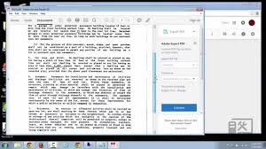 how to convert pdf to word how to convert pdf to word