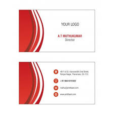 <b>Character</b> And Image <b>Printing</b> Rectangular Corporate Visiting Card ...