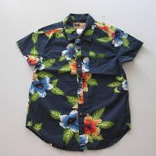 Casual Wear Cotton <b>Hawaiian Flower Shirt</b>, Expo Links | ID ...