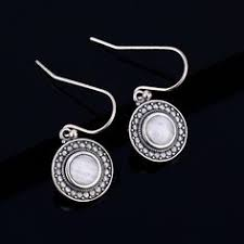 <b>GUYINKU Natural Moonstone</b> Jewelry Solid 925 Sterling Silver ...