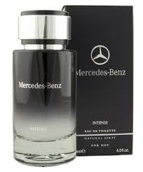 Mercedes Benz - <b>Mercedes Benz Intense For</b> Men 120ml EDT ...