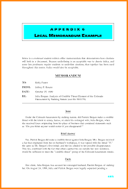 legal memo sample workout spreadsheet legal memo sample legal memorandum sample 43395698 png