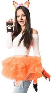 <b>Womens Fox Costume</b> Accessory Kit | Party City