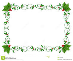 christmas borders for word best template collection ein2agyb christmas border holly or ntal from over 53 million high quality stock photos images