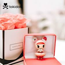 Authentic <b>Tokidoki</b> donut <b>family</b> 1 blind box hand office cute birthday ...