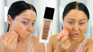 First Impression FAIL: <b>Dior Forever</b> Foundation - YouTube
