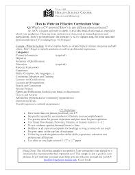 how to write the resume  seangarrette cohow to write the resume
