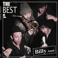 <b>Billy's Band on</b> Spotify