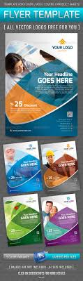 flyer template logos creative and flyer template flyer template graphicriver a4 size 0 25mm bleeds 300 dpi