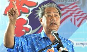 Image result for muhyiddin