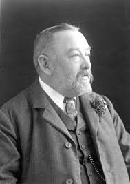 Caleb William Roberts, who paid £4,300 for Wollaston Hall on 1 July 1899. - 2.10_photo430