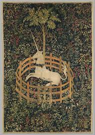 The <b>Unicorn</b> in Captivity (from the <b>Unicorn</b> Tapestries) | South ...