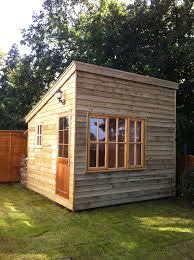 as build garden office kit