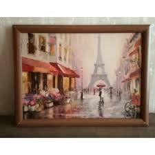 """<b>Поднос на подушке</b>, 43х32,5х6 см, МДФ, """"Париж"""" - «Гибрид ..."""