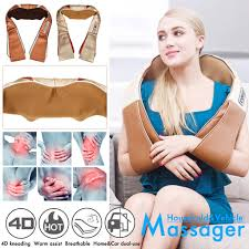 <b>Electrical Massage</b> Shiatsu Back Shoulder Body <b>Neck Massager</b> ...