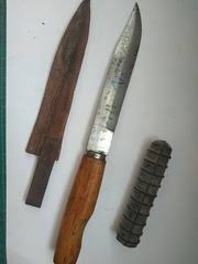 <b>Нож</b> сапёра обр.1937 года (он же <b>финка НКВД</b>, он же <b>нож</b> ...