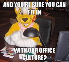 Corporate Furry memes | quickmeme via Relatably.com