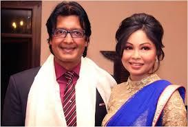rajesh dai,madhu bhattrai,rajesh hamal couple