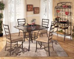 Formal Dining Room Sets Ashley Metal Dining Table Stainless Steel Outdoor Furniture Stainless