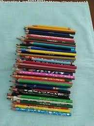 Used Colored Pencil Lot <b>Crayola Rose</b> Art Pedigree | eBay