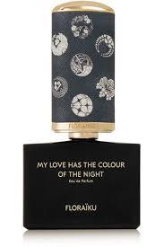 <b>Floraiku</b> | <b>My Love Has</b> the Color of the Night Eau de Parfum Set ...