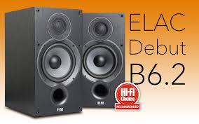 Полочник ELAC Debut B6.<b>2</b>: журнал <b>Hi</b>-<b>Fi</b> Choice рекомендует ...